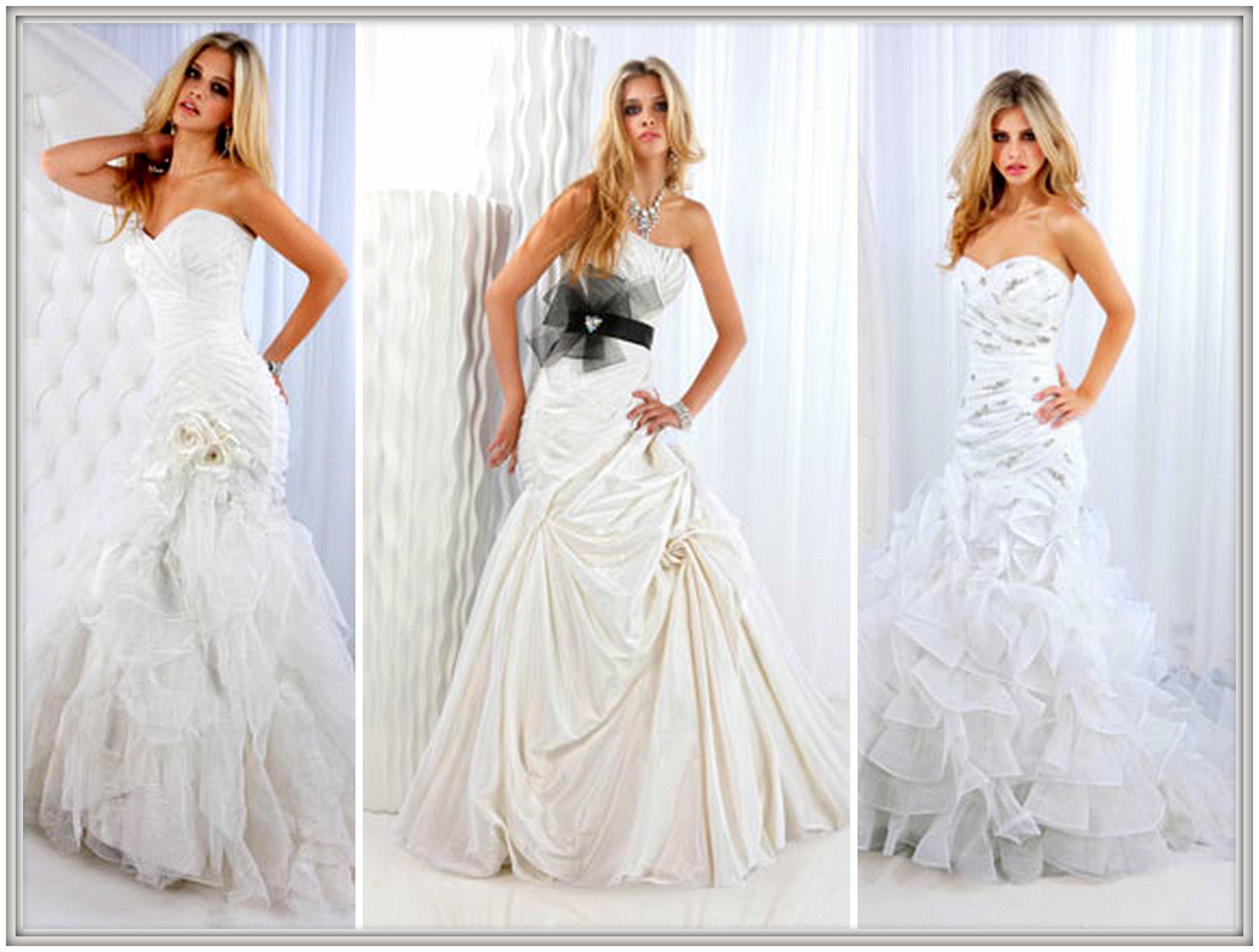 Your Wedding Dress: 5 Styles to Suit Every Body Shape - Dream Irish ...