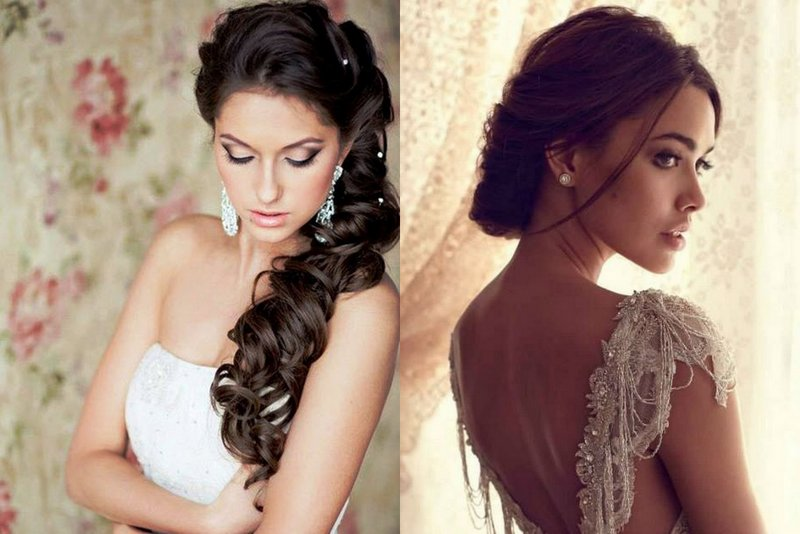 Big hairstyles for wedding