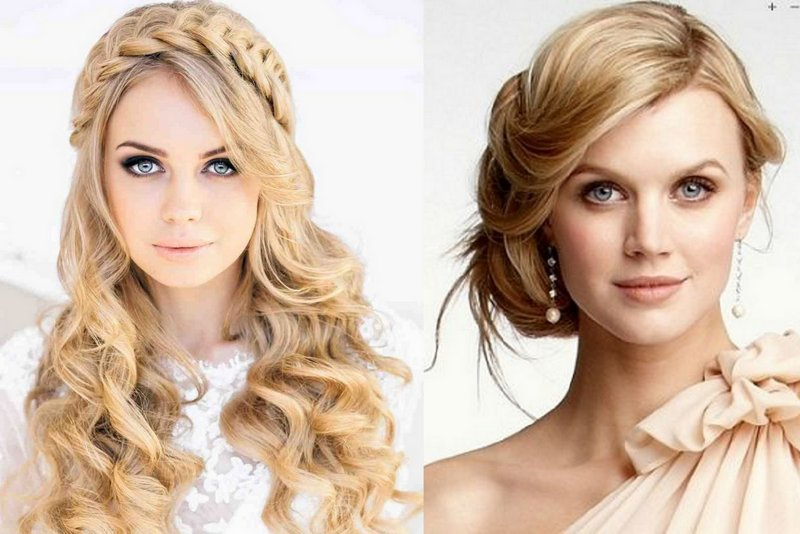 Top Tips To Find The Perfect Wedding Hairstyle For Your Face Shape - Dream Irish Wedding