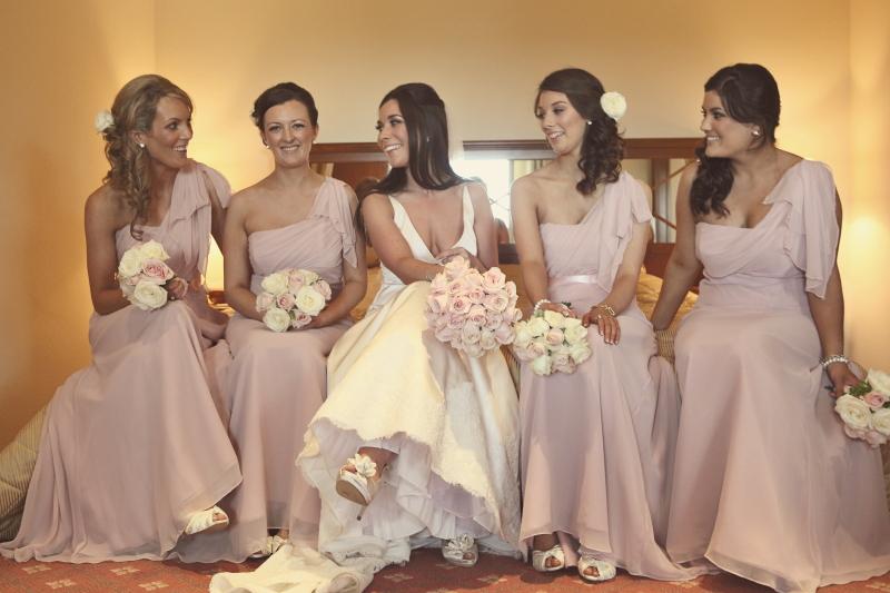 Top Trends in 2015 for your Bridesmaids Dresses - Dream Irish Wedding