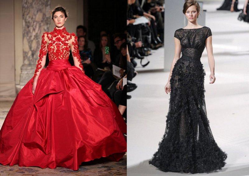 Fancy Colour Gown Pictures - Ball Gown Wedding Dresses - wietpas.info