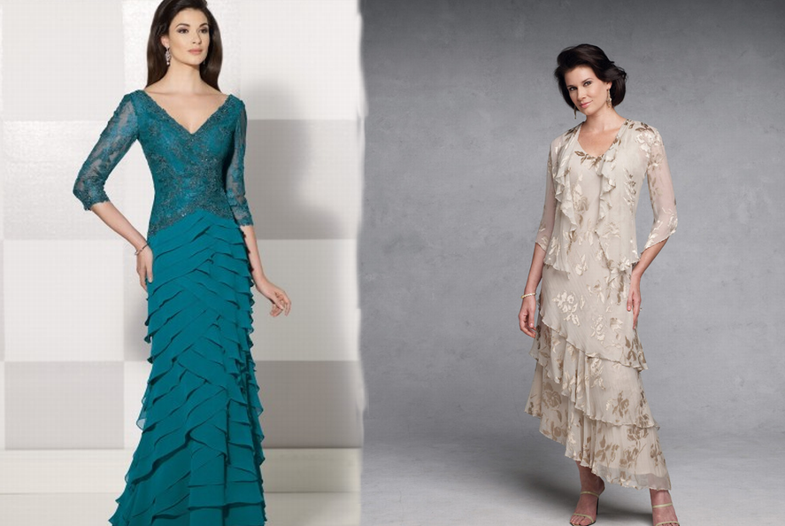 Stunning Mother Of The Bride Dresses For Every Wedding