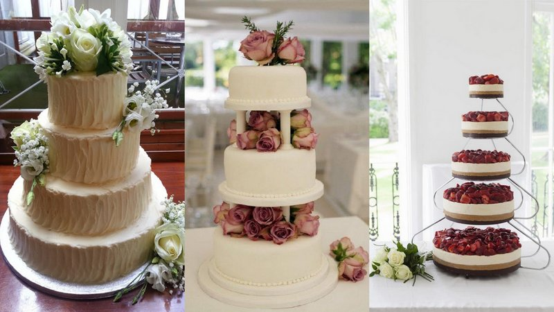 pillars for wedding cakes our top wedding cake tips wedding 6526
